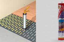 SikaBond -AT universal Клей герметик для алюминия, пластика, и прочих не пористых поверхностей
