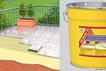 SikaBond® -T8 эластичный полиуретановый клей для плитки – гидроизоляция для наружных и внутренних работ