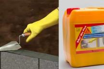 Sika®MixPlus пластификатор для кладки штукатурки