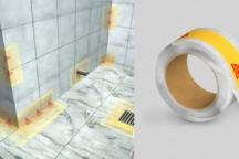 Sika®SealTape-S лента для гидроизоляции примыканий