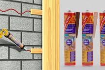Sikaflex® -11 FC+ полиуритановый клей-герметик для устройства деформационного шва