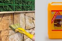 Sikagard® – 703 W гидрофобная паропропускная пропитка для камня/кирпича/бетона