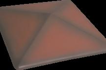 (05) Керамічна шляпа Таємничий сад