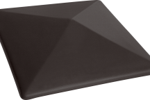 (18) Керамическая шляпа Вулканический черный