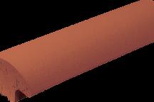 (01) Обробна плитка для огорож Червона