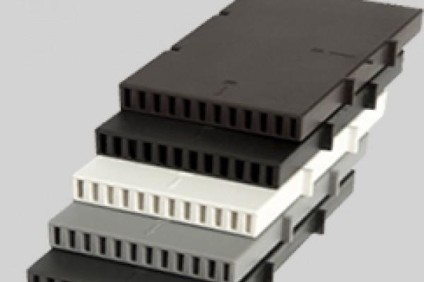 Вентиляционно-дренажный элемент под шов 12 мм