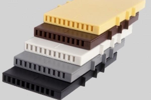 Вентиляционно-дренажный элемент под шов 10 мм