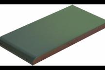 Клинкерная плитка глазурованная - Zielona (Plytki Parapetowe)