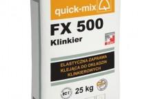 FX 500 Klinkier - еластичний клейовий розчин з трасом, клас C2TE