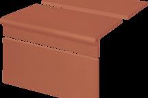 (01) Комплект РИМСКИЙ Рифленый Красный